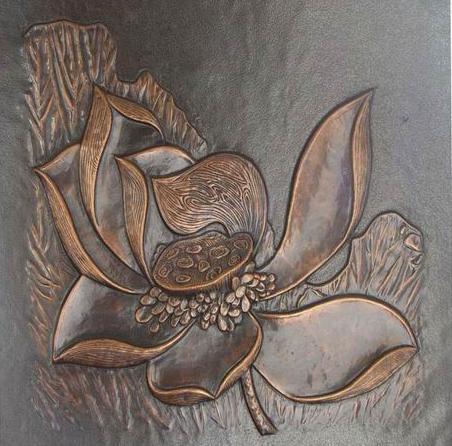 锻铜浮雕艺术感和历史文化感的集成者